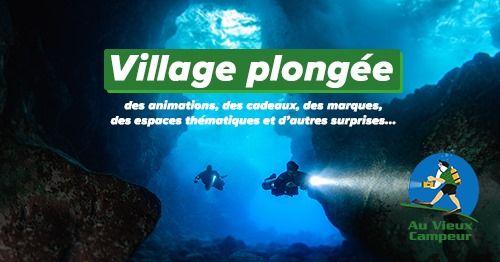 Village plong\u00e9e