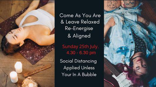 Yoga Nidra + Sound Bath Event