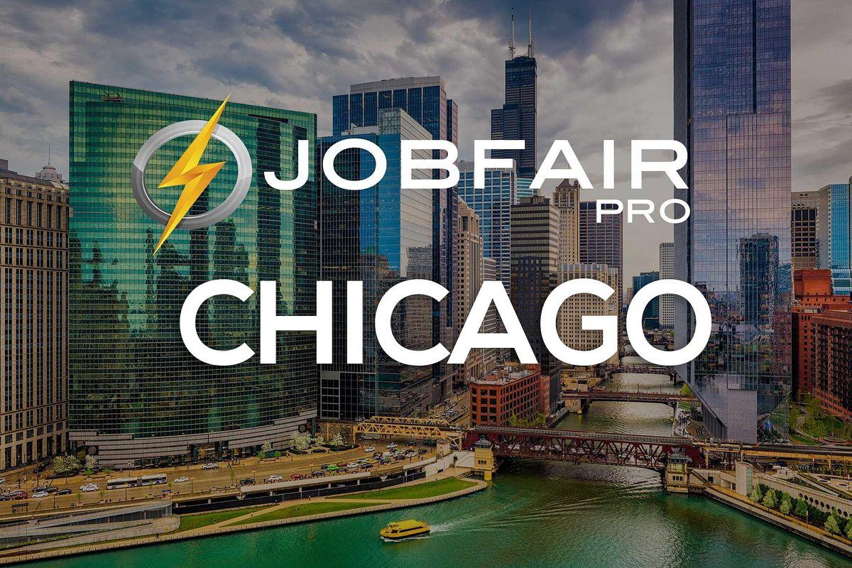 Chicago Virtual Job Fair October 27,  2021