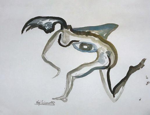 ARTIG CROQUIS - V\u00e6sentlighedens udtryk mellem arter