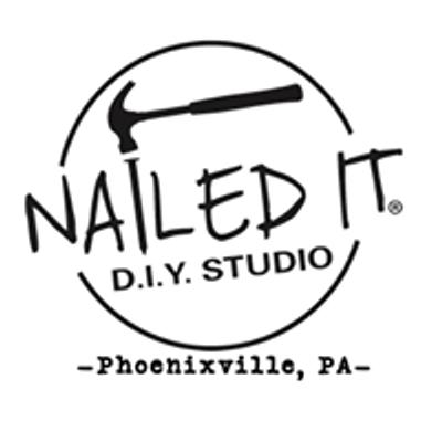 Nailed It DIY Studio Phoenixville