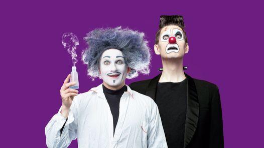 SIIRRETTY | Red Nose Company: Frankenstein - Kanneltalo