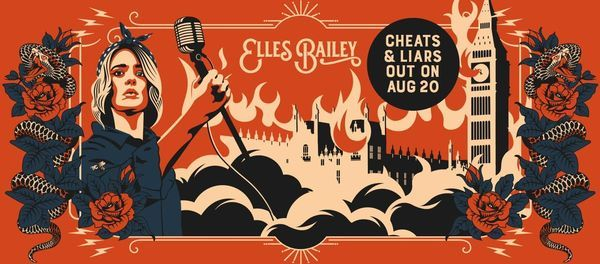 Elles Bailey at Night & Day Cafe Manchester