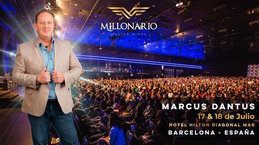 Marcus Dantus - Main Conference - MILLONARIO