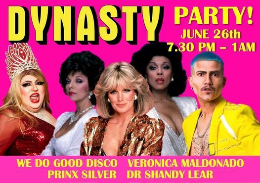 The All Out Dynasty Extravaganza Party!
