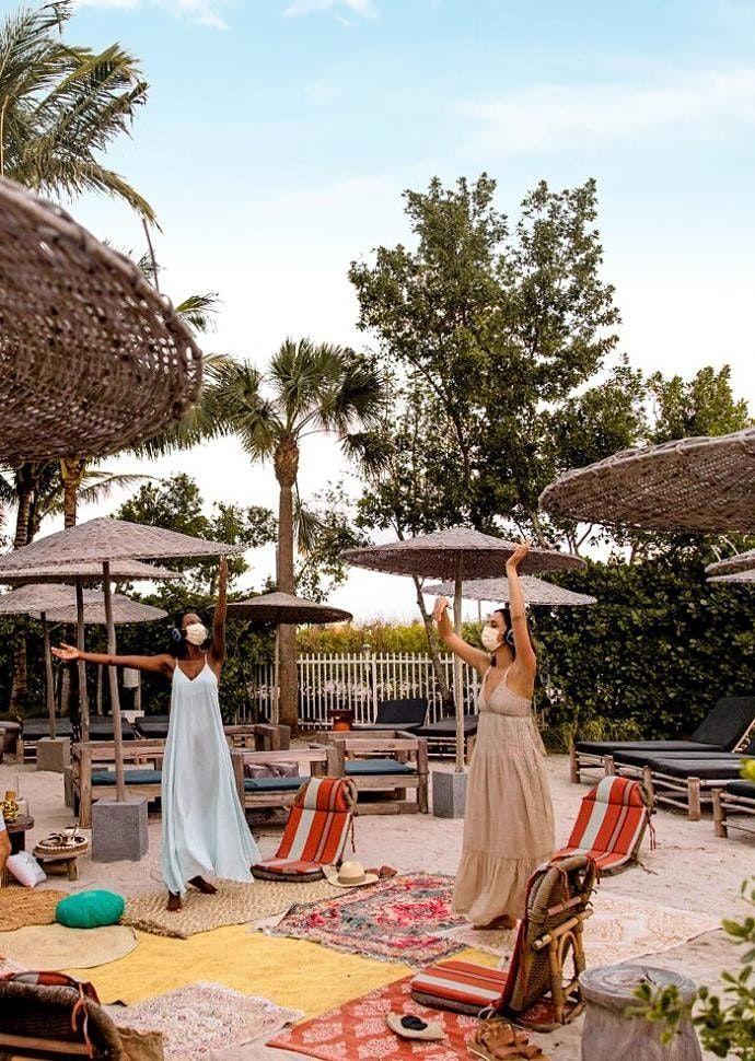 Women's Circle  at 1 Hotel South Beach: Self-care
