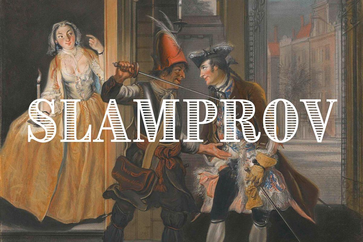 Slamprov!