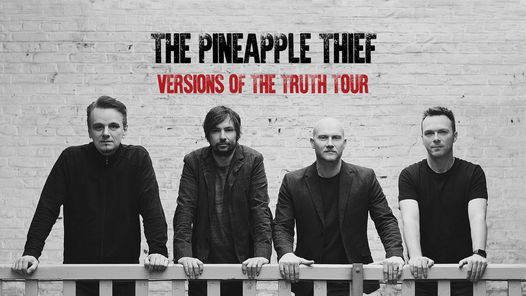 The Pineapple Thief in Paradiso
