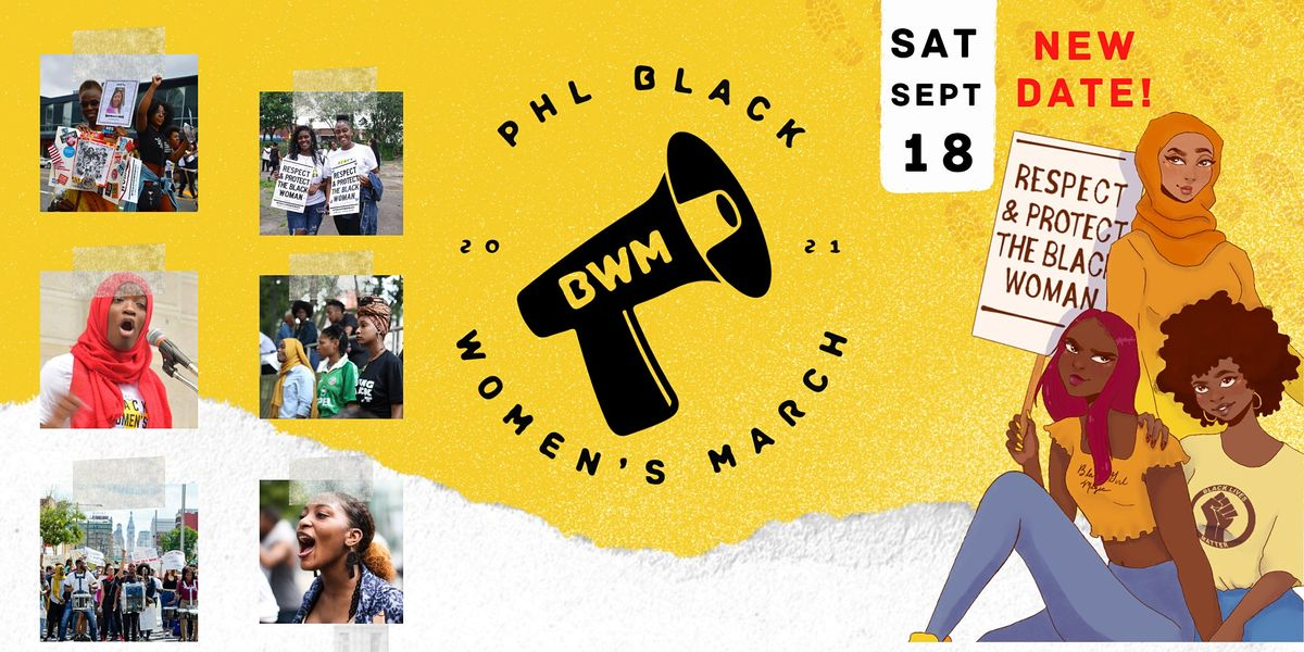 2021 Philadelphia Black Women's March