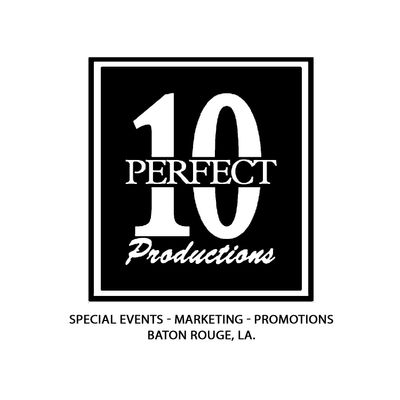 Perfect 10 Event Production and Promotion