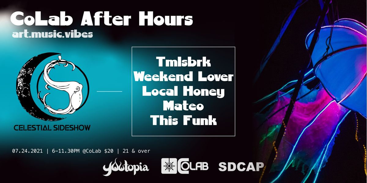CoLab After Hours