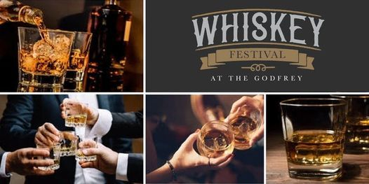 Whiskey Festival at The Godfrey Rooftop