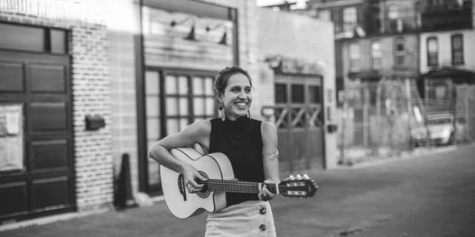 OUTSIDE: Sheyda Do'a + Blaire Postman at Comet Ping Pong's Fall Outdoor Music Series