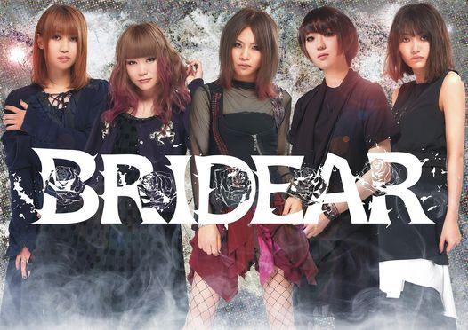 TOMORROW!! Bridear - Japanese Metal in Birmingham!