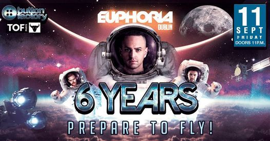 Euphoria 6th Anniversary - Shane Marcus (New York)