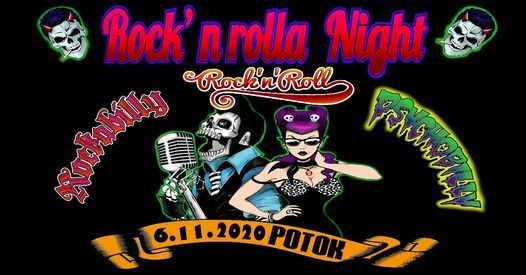 Rock' n Rolla Horror Night