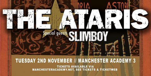 The Ataris + Slimboy - Manchester Academy 3