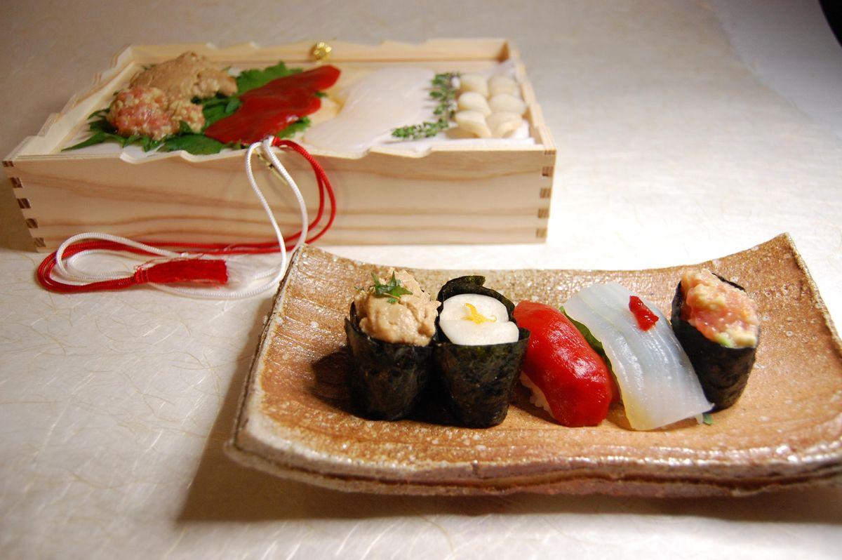 ASA Vegan Sushi Bar August