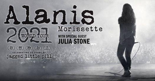 Alanis Morissette - World Tour 2021 With Julia Stone - Perth