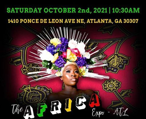 The Africa Expo-ATL 2021