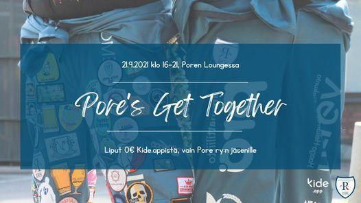 Pore's Get Together