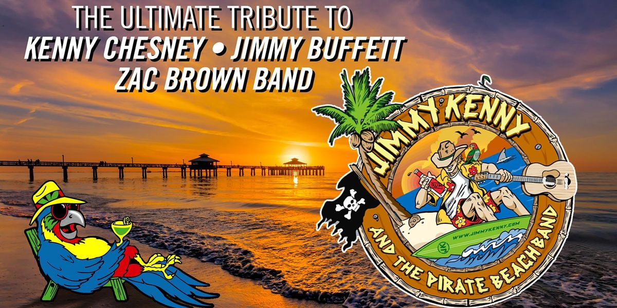 Jimmy Kenny and the Pirate Beach Band The Ultimate Beach Party