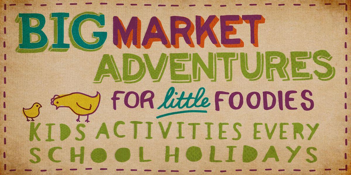 Little Market Chefs October 2021