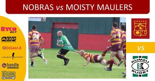 Kumeu Moisty Maulers vs Northcote Nobras