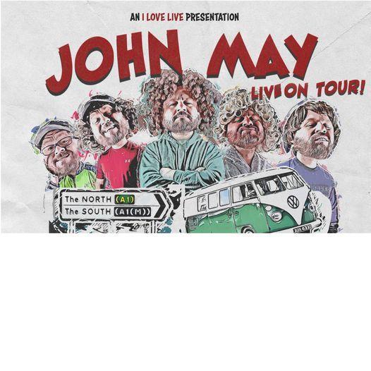 John May Live - Dublin