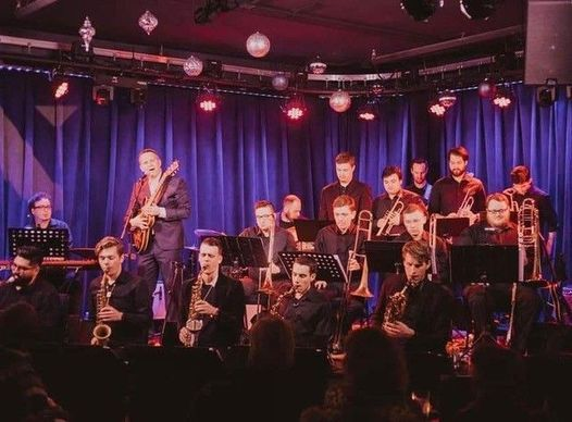 Water Colors   Blueshift Big Band with Guy King