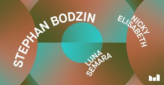 Stephan Bodzin (live) - De Marktkantine