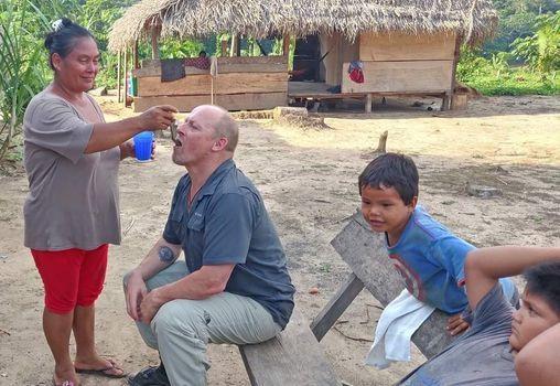 Amazonas mellem indf\u00f8dte folk og kolonister