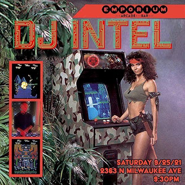 DJ Intel (Dj Set)