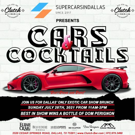Cars&Cocktails 42 Summer Edition!
