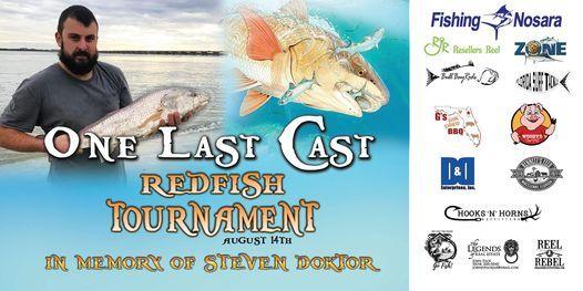 Steven Doktor's One Last Cast Redfish Tournament
