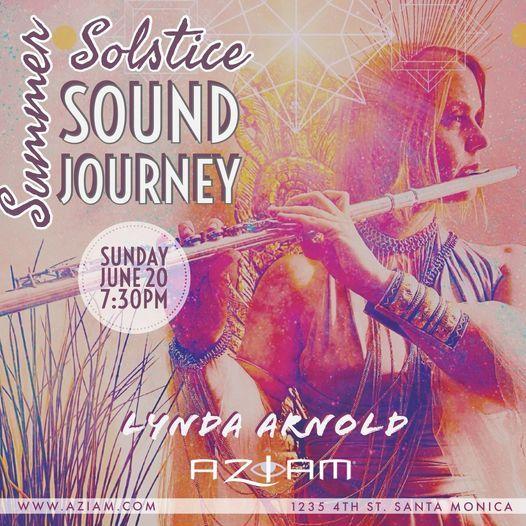 Summer Solstice Sound Journey