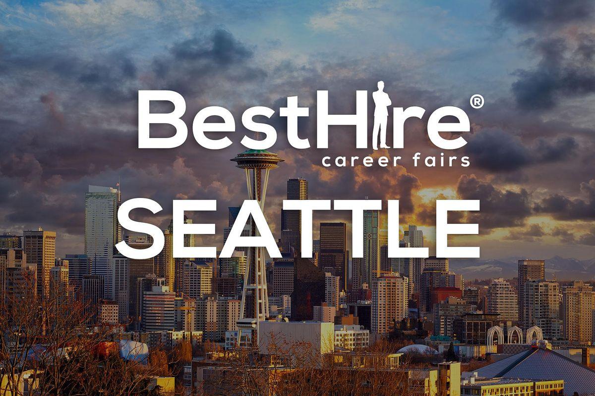 Seattle Virtual Job Fair December 15, 2021