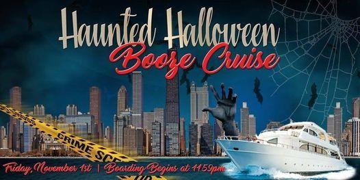 Haunted Halloween Booze Cruise