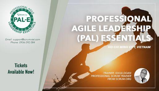 Kho\u00e1 H\u1ecdc Professional Agile Leadership (PAL) Essentials