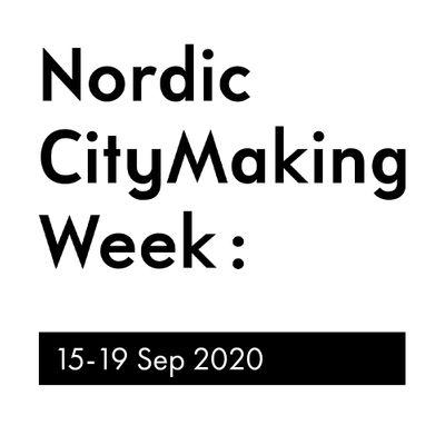 Nordic CityMaking Week