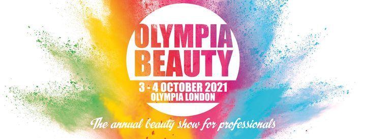 Olympia Beauty 2021, Olympia Beauty, London, 3 October to 4 October