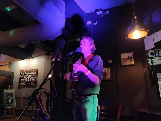 Open Mic @ The Cider Press