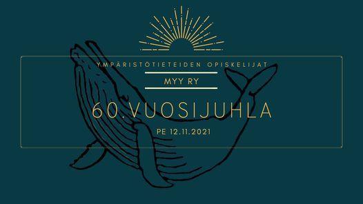 MYY ry:n 60. vuosijuhla \/ MYY ry\u00b4s 60th annual celebration