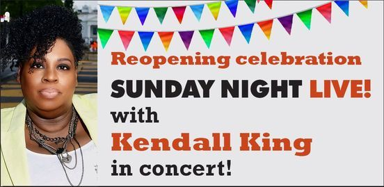 Kendall King in Concert