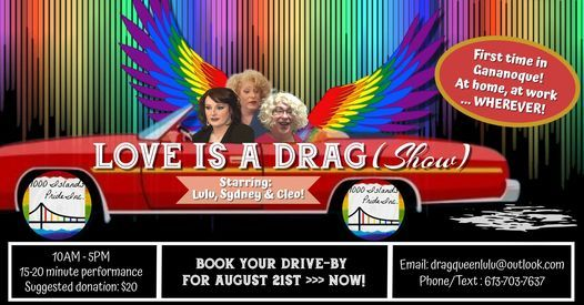 LOVE IS A DRAG (Show)