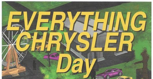 Everything  Chrysler day 2021 Year of Celebration