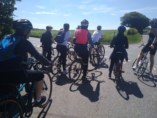 Women's Festival Cycling 2021 at The Cobble Cycle Cafe\/ebikebrum