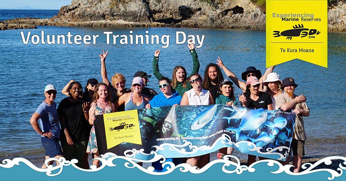 Auckland EMR Volunteer Training