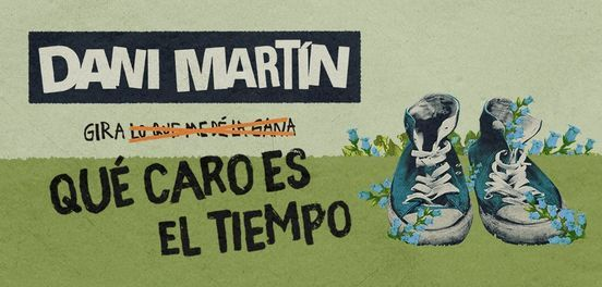 Dani Mart\u00edn en Madrid
