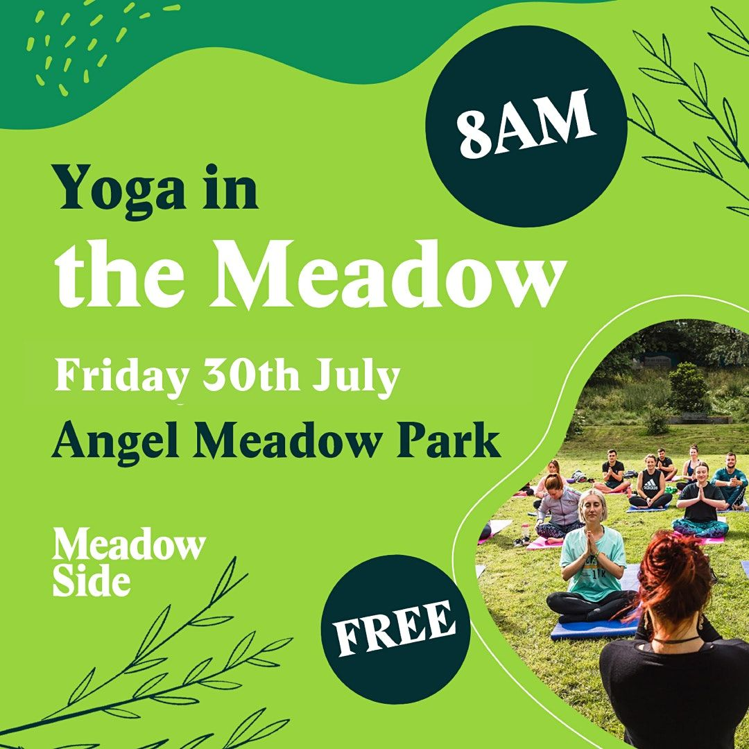 MeadowSide Manchester's Yoga in the Meadow